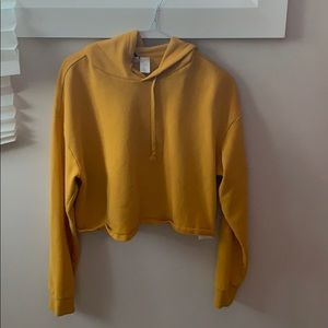 Gorgeous cropped hoodie